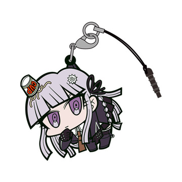 main photo of Danganronpa Tsumamare Pinched Strap: Kirigiri Kyouko