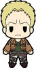 photo of D4 Attack on Titan Rubber Keychain Collection Vol.2: Reiner Braun