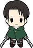 photo of D4 Attack on Titan Rubber Keychain Collection Vol.2: Levi