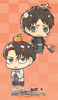 photo of Shingeki no Kyojin Chimi Chara Rubber Strap: Levi New Year Ver.