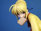 photo of Saber High School Girl Ver.