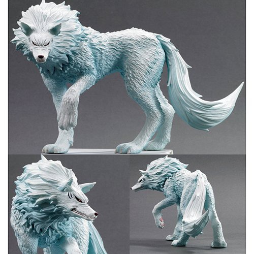 FIGUAX Toriko Vol.5: Battle Wolf Terry Cloth