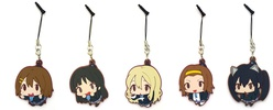 photo of K-On! the Movie Tsumamare Pinched Strap: Azusa Nakano
