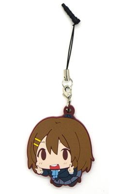 main photo of K-On! the Movie Tsumamare Pinched Strap: Hirasawa Yui