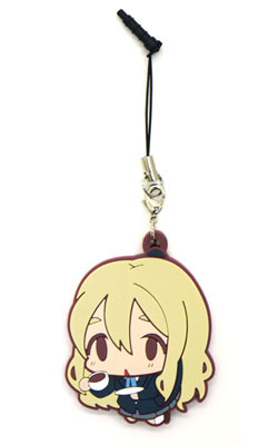 main photo of K-On! the Movie Tsumamare Pinched Strap: Kotobuki Tsumugi