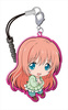 photo of Golden Time Trading Metal Charm Strap: Oka Chinami