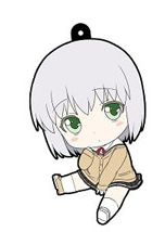 main photo of OniAi Petanko Trading Rubber Strap: Ginbei Haruomi Sawatari