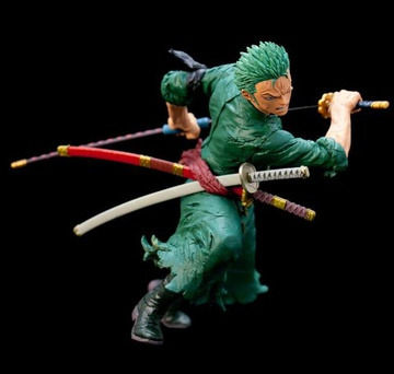 main photo of Figure Colosseum SCultures BIG Zoukeiou Chojho Kessen III vol.1 Roronoa Zoro