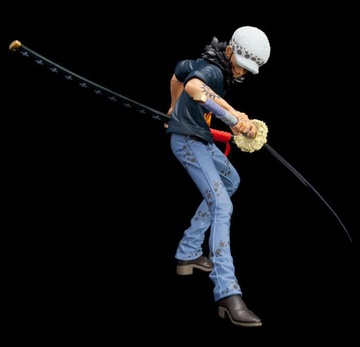 main photo of Figure Colosseum SCultures BIG Zoukeiou Chojho Kessen III vol.6 Trafalgar Law