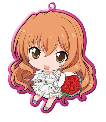 main photo of Golden Time Trading Metal Charm Strap: Kaga Kouko Ver. 1