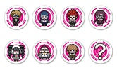 photo of -es series nino- Danganronpa The Animation Gel Charm Collection Chapter 02: Fukawa Touko