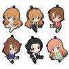 photo of Golden Time Petanko Trading Rubber Strap: Kaga Kouko ver.1