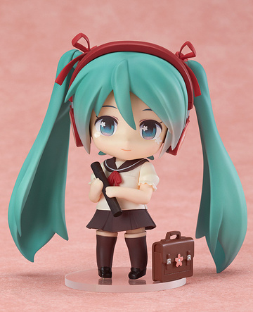 main photo of Good Smile Kuji Hatsune Miku 2014 Spring Ver.: Nendoroid Hatsune Miku Sailor Uniform Ver.