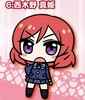 photo of Love Live Trading Strap Collection: Nishikino Maki
