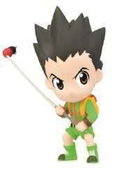main photo of Ichiban Kuji Hunter × Hunter Hiiro no Tsuioku-hen: Gon Freecss Chibi Kyun-Chara
