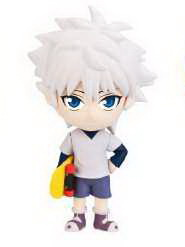 main photo of Ichiban Kuji Hunter × Hunter Hiiro no Tsuioku-hen: Killua Zoldyck Chibi Kyun-Chara