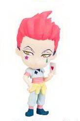 main photo of Ichiban Kuji Hunter × Hunter Hiiro no Tsuioku-hen: Hisoka Chibi Kyun-Chara