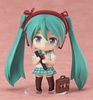 photo of Good Smile Kuji Hatsune Miku 2014 Spring Ver.: Nendoroid Hatsune Miku Sailor Uniform ~Special Color~ Ver.