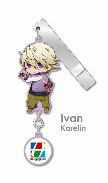 main photo of Tiger & Bunny YuraYura Clip Collection: Ivan Karelin