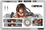 photo of Kantai Collection Kanmusu Light Cruiser Sendai