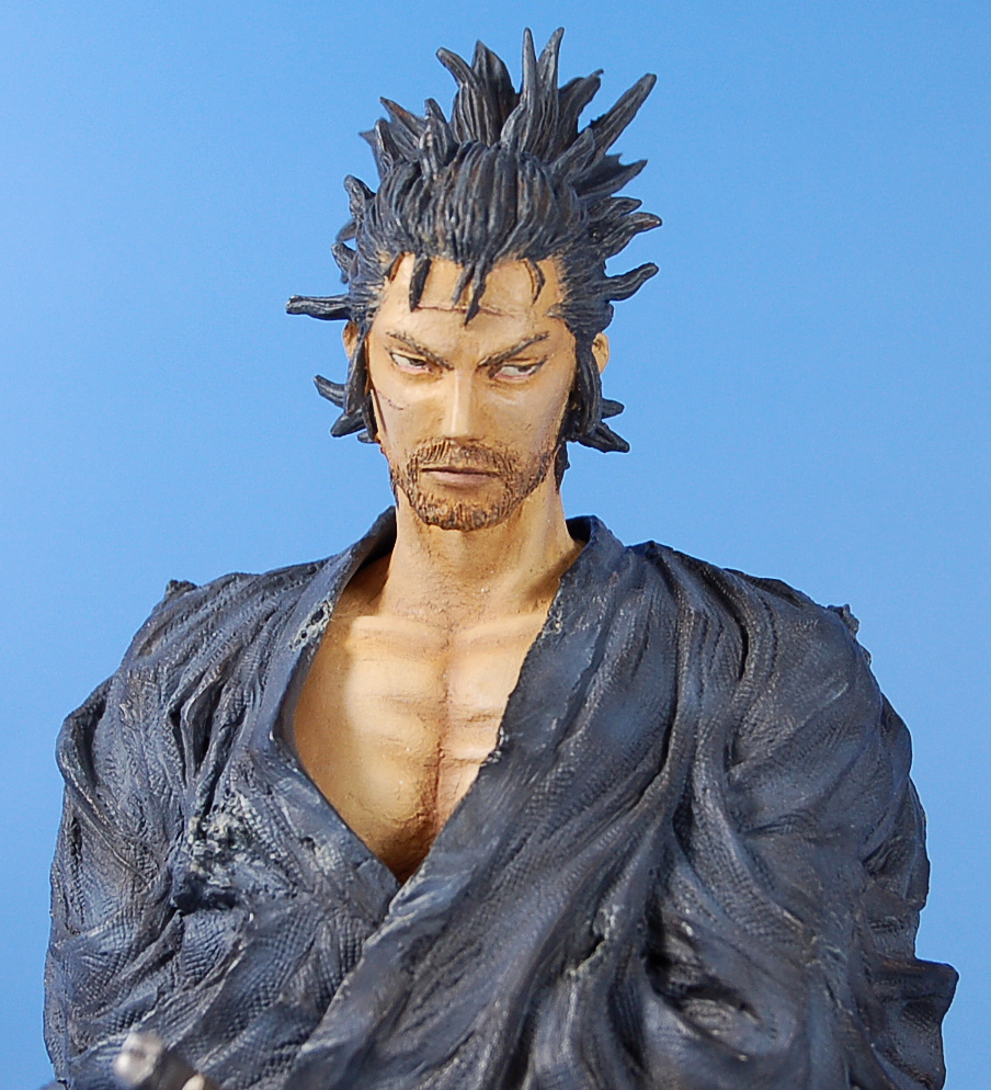 Sculpture Arts Miyamoto Musashi