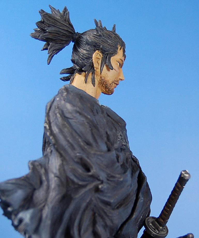 Miyamoto Musashi: Sculpture Arts Miyamoto Musashi