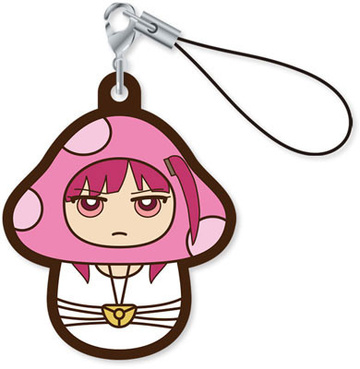 main photo of Charanoko Magi Rubber Strap: Morgiana