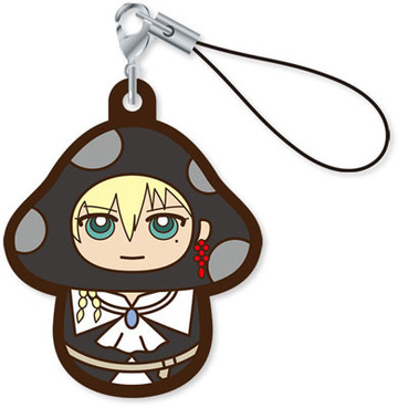 main photo of Charanoko Magi Rubber Strap: Titus Alexius