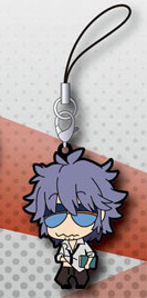 main photo of Kill la Kill Rubber Strap Collection Vol.2: Mikisugi Aikurou