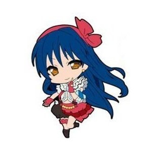 main photo of Love Live! Trading Rubber Strap: Sonoda Umi