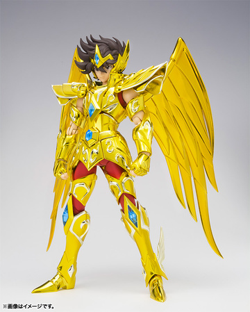 main photo of Saint Cloth Myth Sagittarius Seiya