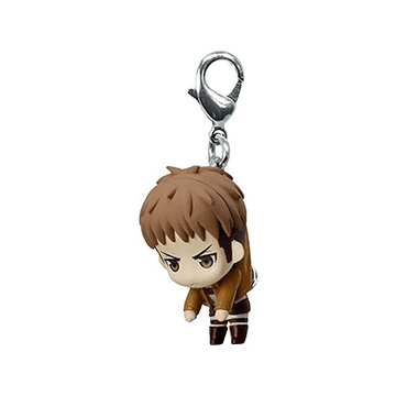 main photo of Shingeki no Kyojin Pinched & Linked Mascot: Jean Kirstein
