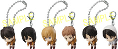 photo of Shingeki no Kyojin Pinched & Linked Mascot: Jean Kirstein