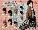 photo of Shingeki no Kyojin Pinched & Linked Mascot: Mikasa Ackerman