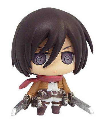main photo of Colorfull Collection - Shingeki no Kyojin: Mikasa Ackerman