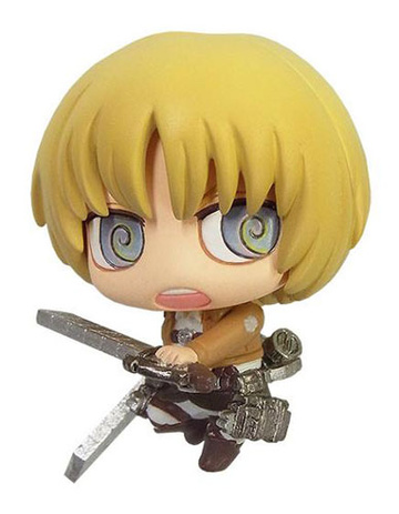 main photo of Colorfull Collection - Shingeki no Kyojin: Armin Arlelt