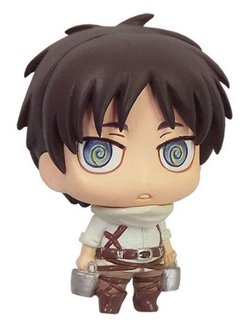 main photo of Colorfull Collection - Shingeki no Kyojin: Eren Jaeger Cleaning ver.
