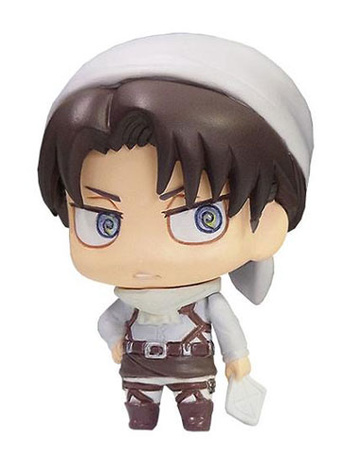 main photo of Colorfull Collection - Shingeki no Kyojin: Levi Cleaning ver.