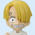 One Piece World Collectable Figure vol.10: Sanji Child Ver.