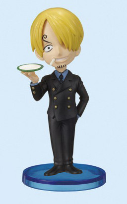 main photo of One Piece World Collectable Figure vol.10: Sanji