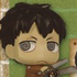 Deformed Mini Shingeki no Kyojin Chimi Chara Mascot 3: Bertholt Huber