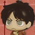 Deformed Mini Shingeki no Kyojin Chimi Chara Mascot 3: Eren Jaeger