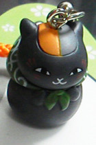 main photo of Nyanko-sensei Netsuke Strap Collection Part 2: Riou Secret