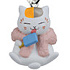 Nyanko-sensei Netsuke Strap Collection Part 1: Madara Ice Cream Ver.