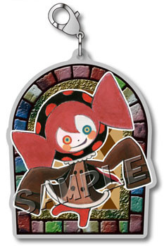 main photo of Mahou Shoujo Madoka Magica the Movie Metal Charm collection: Charlotte