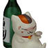 Nyanko-sensei Manpuku Figure Collection: Nyanko-sensei Sake Ver.
