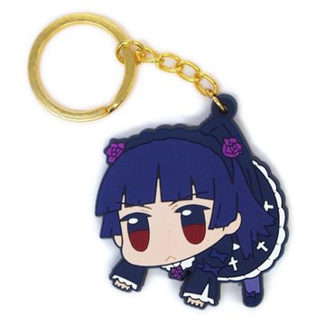 main photo of Ore no Imouto ga Konna ni Kawaii Wake ga Nai Tsumamare Pinched Key Ring: Gokou Ruri