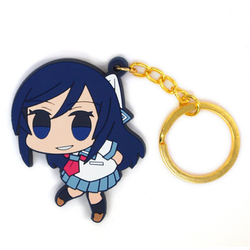 main photo of Ore no Imouto ga Konna ni Kawaii Wake ga Nai Tsumamare Pinched Key Ring: Aragaki Ayase