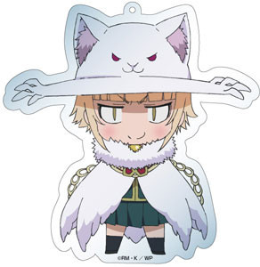 main photo of Witch Craft Works Deka Keyholder: Kuraishi Tanpopo