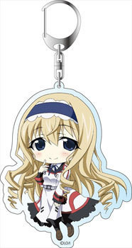 main photo of IS: Infinite Stratos 2 Deka Keyholder: Cecilia Alcott